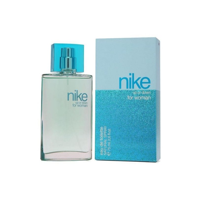 Nike Up Or Down For Woman Edt 75Ml