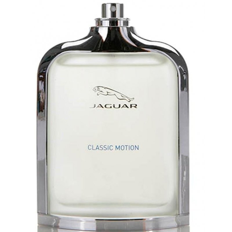 Jaguar Classic Motion Edt 100ml Tester
