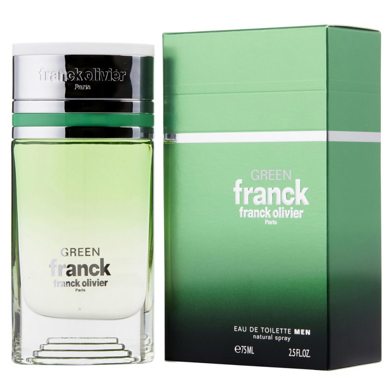 Franck Oliver Green Man 75Ml Edt