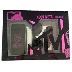 MTV 75ML SET 3PCS CON GAFAS