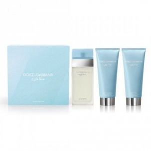 Light Blue 100ml Set 3pcs