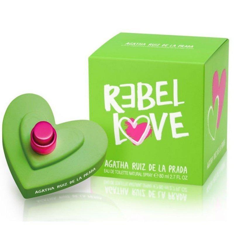 Agatha Rebel Love 80ml