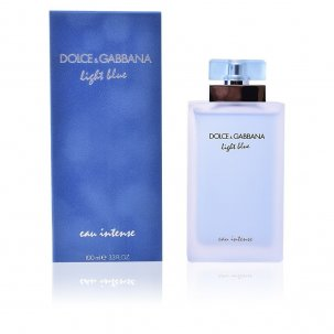 LIGHT BLUE INTENSE EDP...