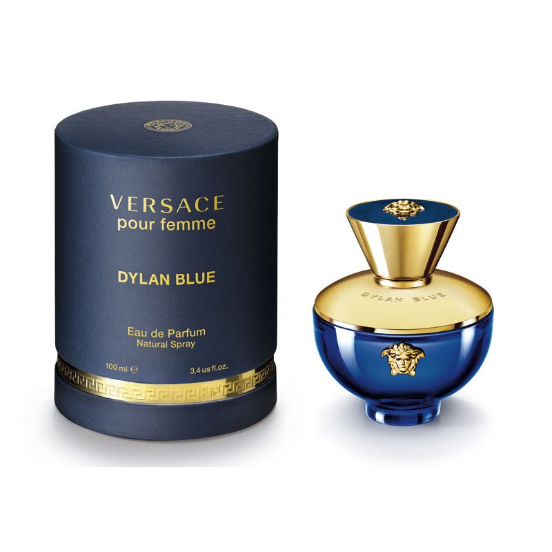 Versace Dylan Blue 100ml Edp Woman