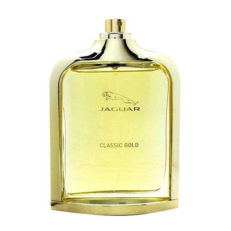 Jaguar Classic Gold Edt 100 Ml Tester