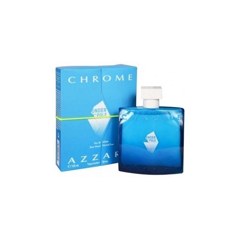 Azzaro Chrome Under The Pole 100Ml