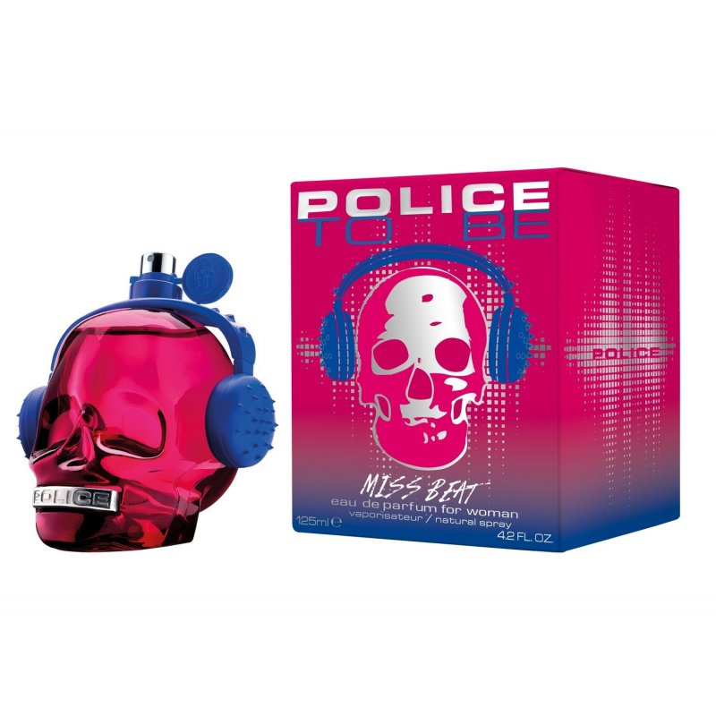 Police To Be Miss Beat 125Ml Dama