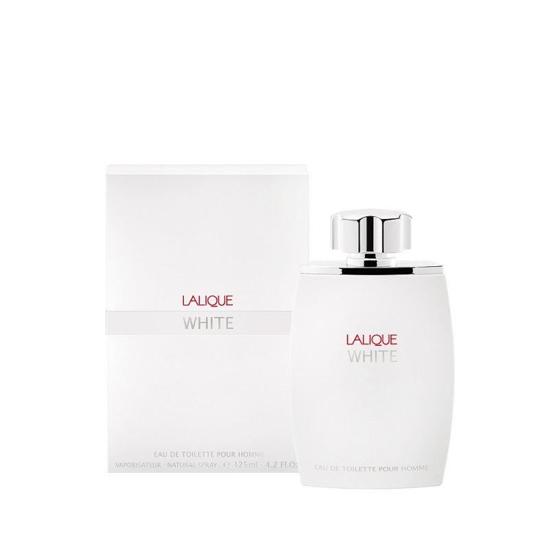 Lalique White Edt 125 Ml