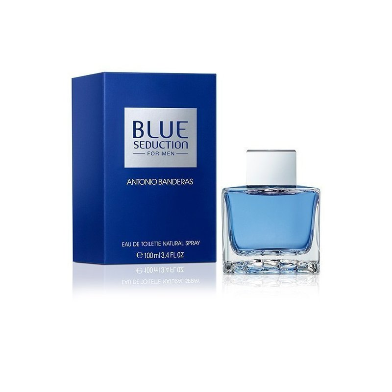 Blue Seduction 100ml Varon