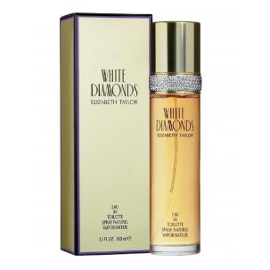 WHITE DIAMONDS 100ML DAMA