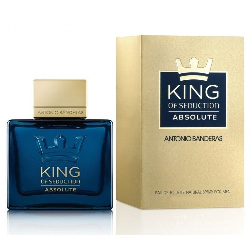 The King Of Seduction Absolute 100ml