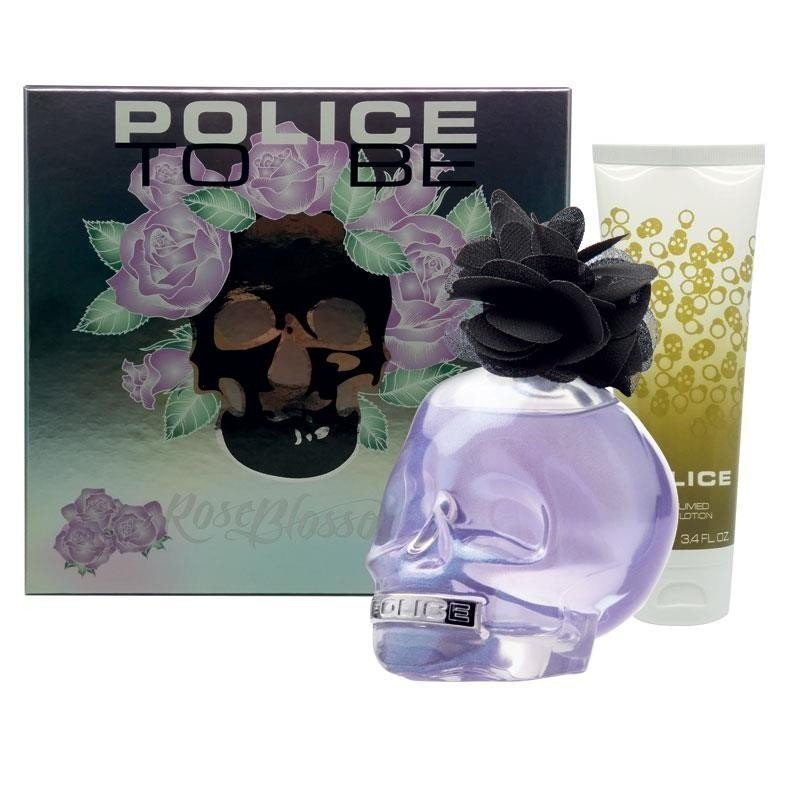 Police To Be Rose Blossom 75Ml Set