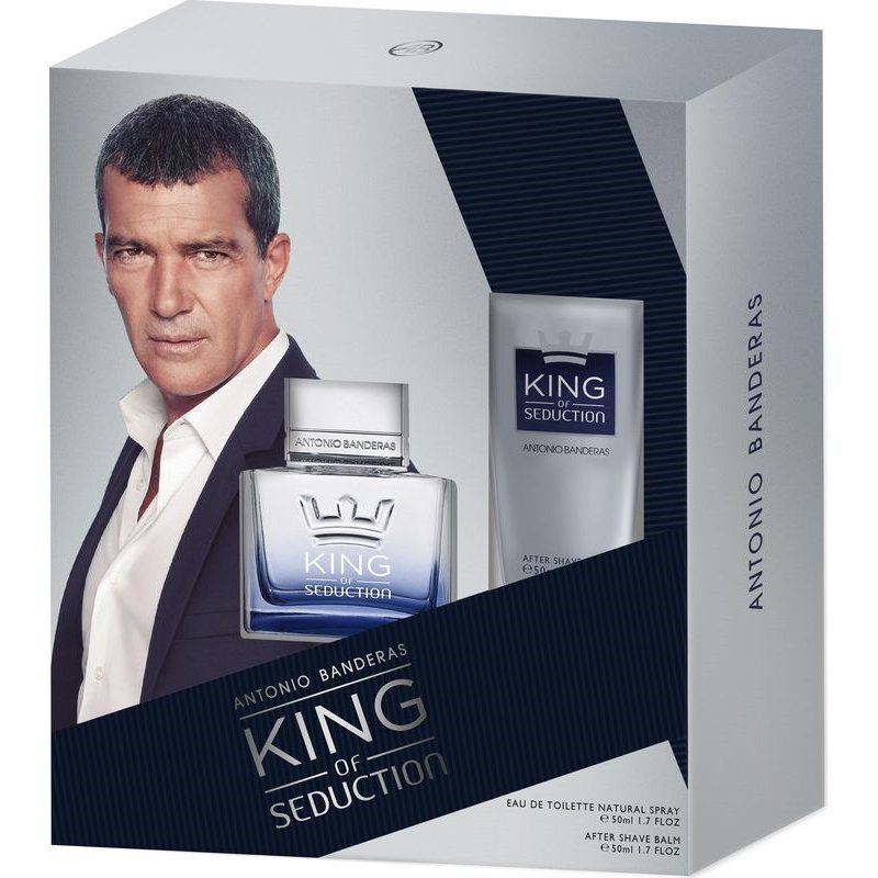 The King Of Seduction 50Ml Mas Asb 50Ml Set 2019