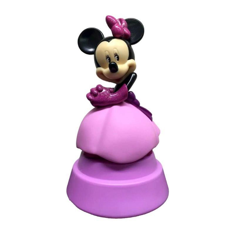 Minnie Mouse 3d Doll 300ml Gel de Ducha