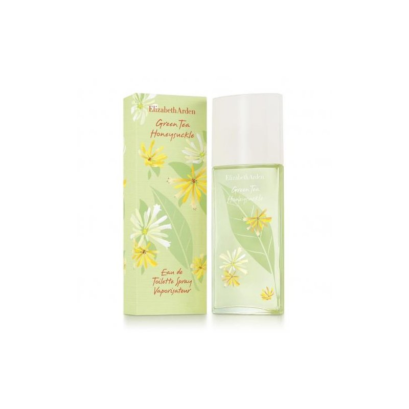 Green Tea Honey Suckle Edt 100ml
