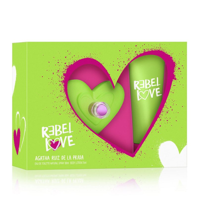 Agatha Rebel Love 80Ml Mas Bl 75Ml