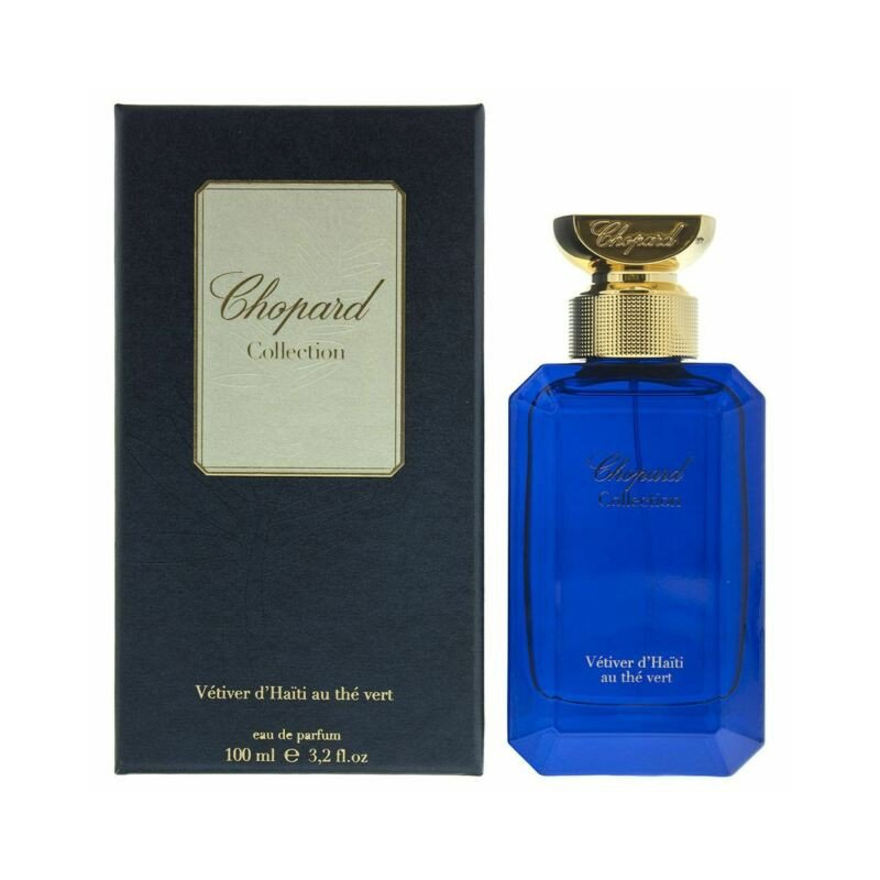 Chopard Vetiver D Haiti Au The Vert Edp 100Ml
