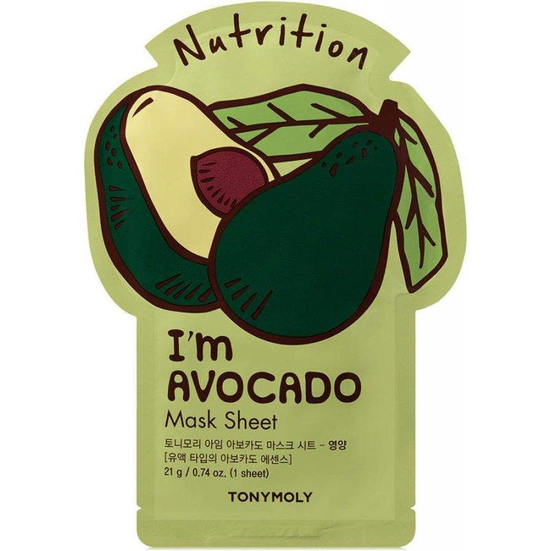 Tony Moly Im Avocado Mask