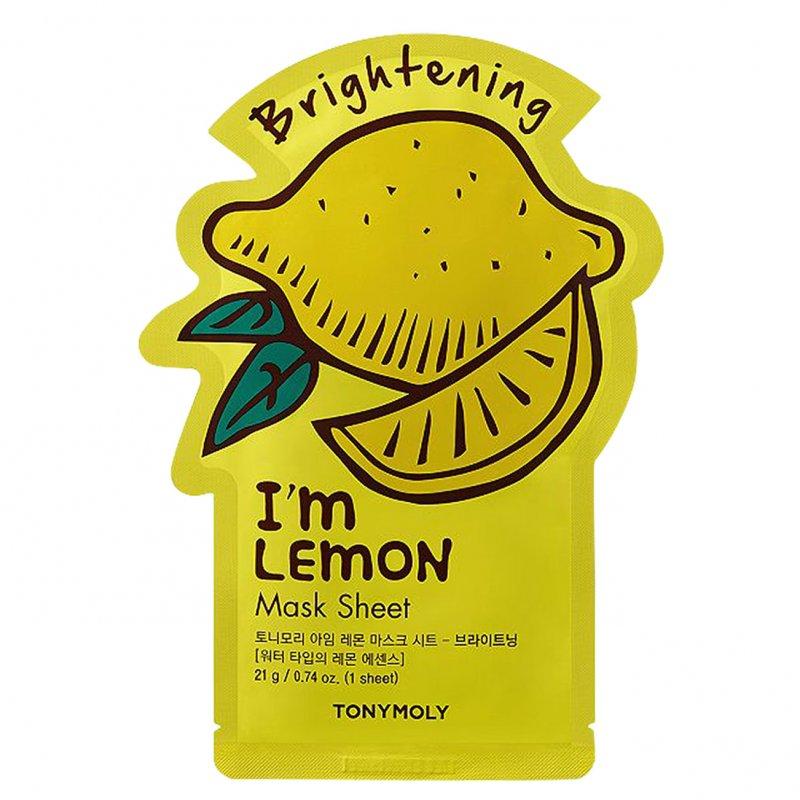 Tony Moly Im Lemon Mask