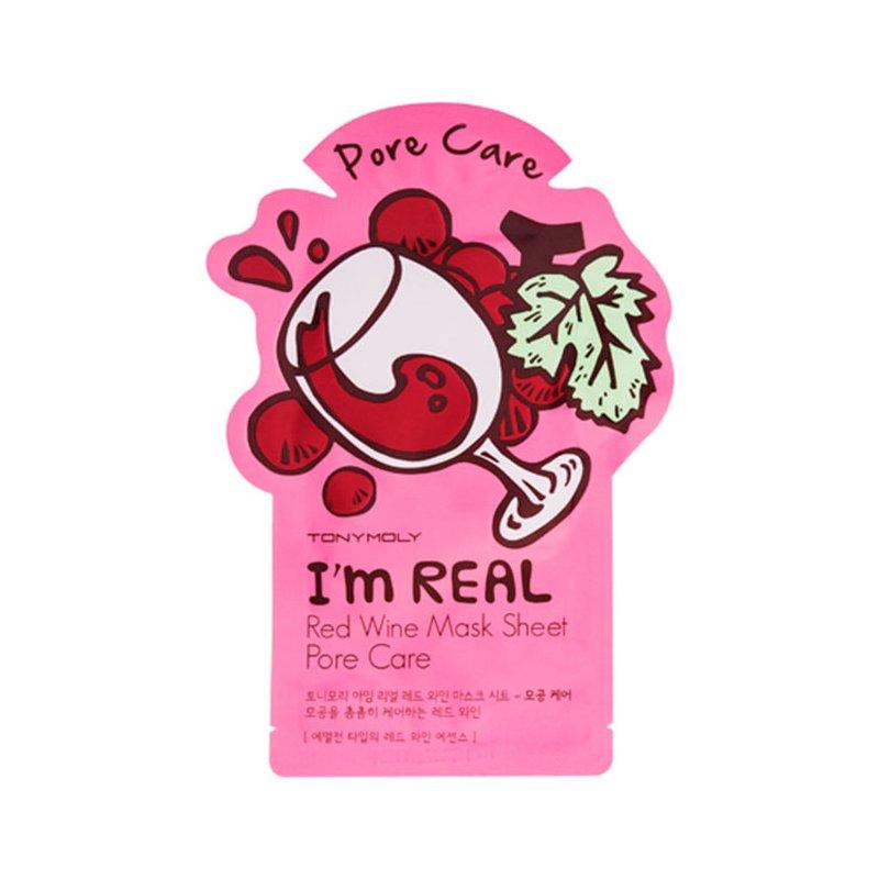 Tony Moly Im Red Wine Mask