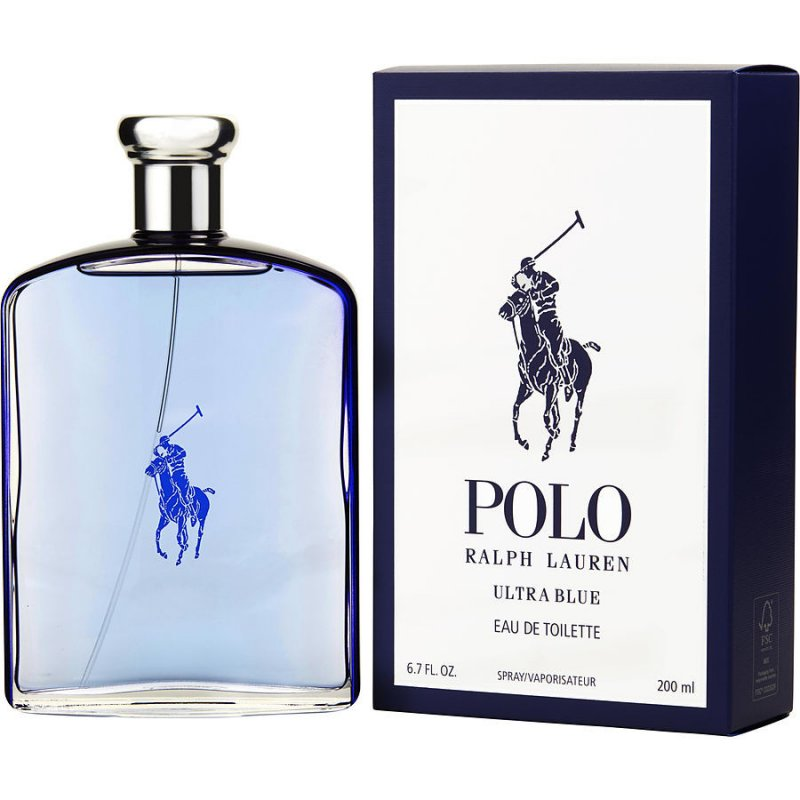 Polo Ultra Blue Edt 200Ml
