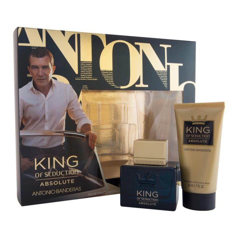 The King Of Seduction Absolut 50Ml Mas Balm Set