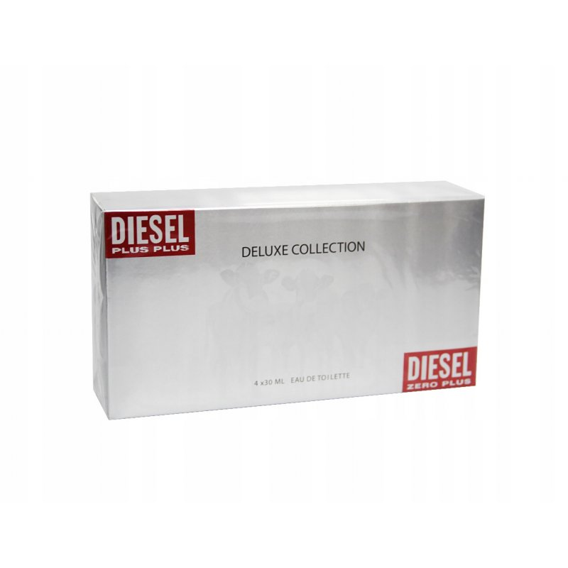 Diesel Set Zero Y Plus Plus 30Ml Set 4Pcs