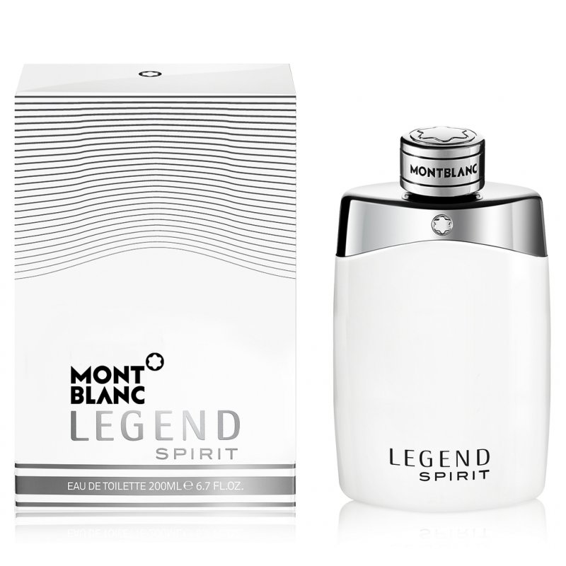 Legend Spirit 200Ml Edt