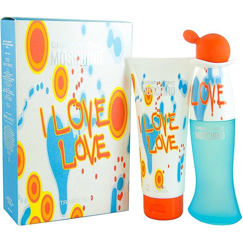 I Love Love 50Ml+Bl100ml