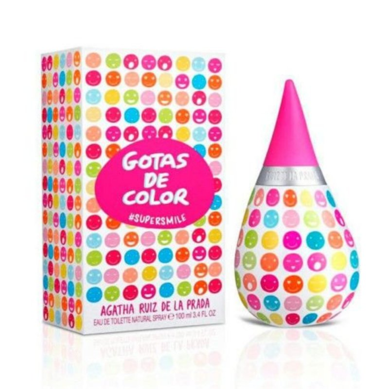 Gotas De Color Super Smile 100Ml Edt