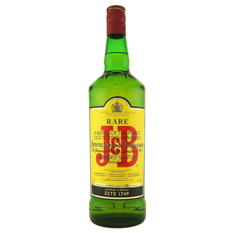 Whisky Justering Brook 1Lt