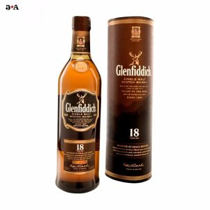 WHISKY GLENFIDDICH 18 AÑOS...