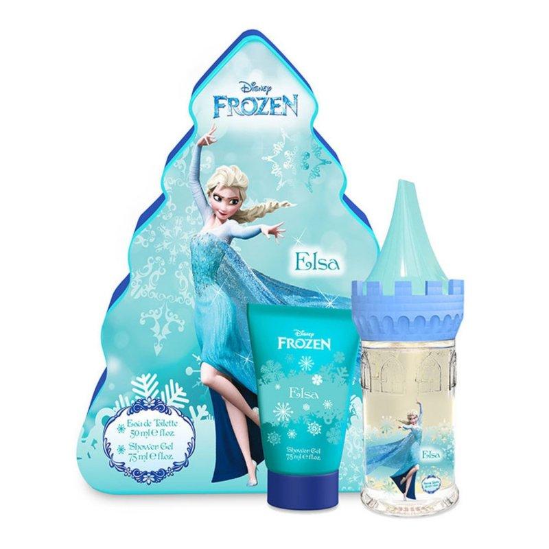 Frozen Elsa 50ml Set Metalico