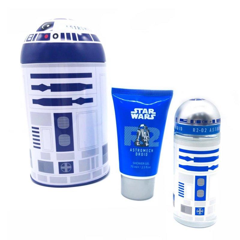 Star Wars Edt 50Ml Mas Shower Gel 75Ml Set