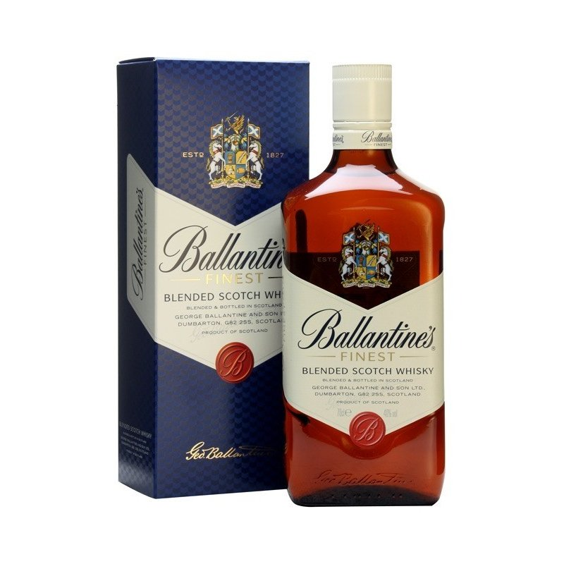 Whisky Ballantine Finest 750ml
